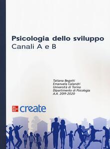 Steamcon.it Psicologia dello sviluppo. Canali A e B Image