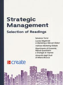 Strategic management. Selection of readings.pdf