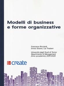 Winniearcher.com Modelli di business e forme organizzative Image