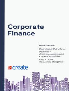 Radiospeed.it Corporate finance. Con Contenuto digitale per download e accesso on line Image