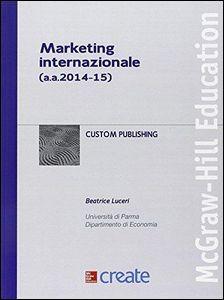 Foto Cover di Marketing internazionale, Libro di  edito da McGraw-Hill Education