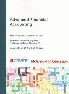 Radiospeed.it Advanced financial accounting Image