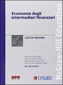 Libro Economia degli intermediari finanziari