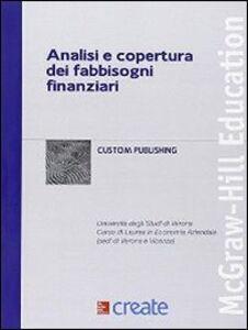 Libro Analisi e copertura dei fabbisogni finanziari