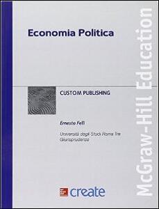 Economia politica - copertina
