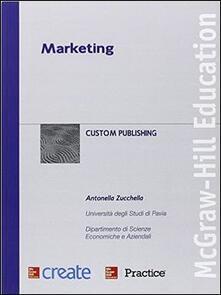 Marketing - copertina