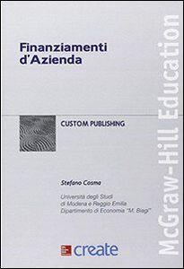 Libro Finanziamenti d'azienda