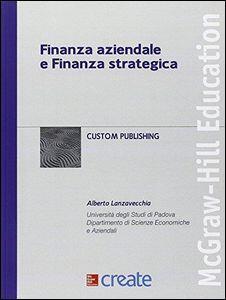 Finanza aziendale e finanza strategica - copertina