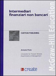 Libro Intermediari finanziari non bancari