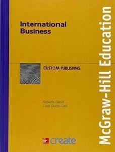 Libro International business