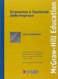 Economia e gestione delle imprese - copertina