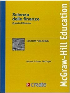 Foto Cover di Scienze delle finanze, Libro di  edito da McGraw-Hill Education