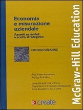 Economia e misurazione aziendale. Assetti aziendali