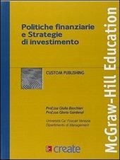 Politiche finanziarie e strategie di investimento