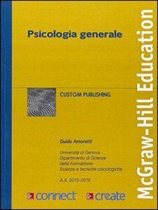 Libro Psicologia generale