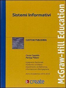 Foto Cover di Sistemi informativi, Libro di  edito da McGraw-Hill Education