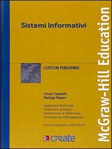 Libro Sistemi informativi