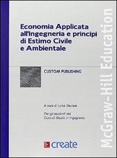 Economia applicata all'ingegneria e principi di estimo