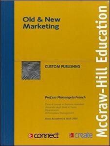Old e new marketing - Mariangela Franch - copertina
