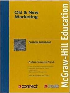 Libro Old & new marketing