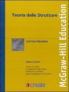 Foto Cover di Teoria delle strutture, Libro di  edito da McGraw-Hill Education