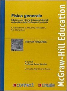 Libro Fisica generale