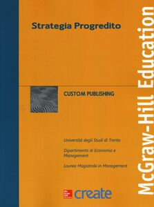 Libro Strategia Progredito