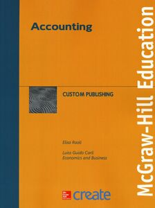 Libro Accounting Elisa Raoli , Guido Carli