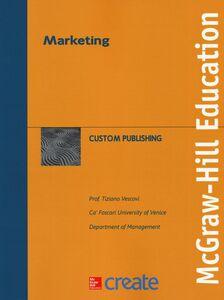 Libro Marketing Tiziano Vescovi