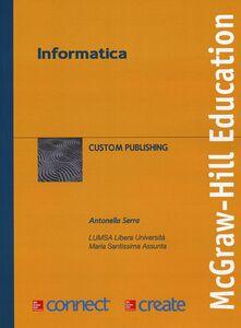 Libro Informatica. Con aggiornamento online Antonella Serra