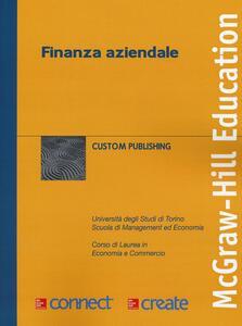 Finanza aziendale. Con aggiornamento online - copertina