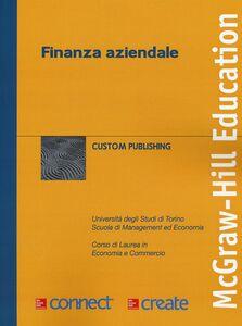 Foto Cover di Finanza aziendale. Con aggiornamento online, Libro di  edito da McGraw-Hill Education