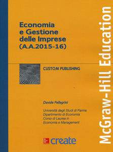 Libro Economia e gestione delle imprese Davide Pellegrini