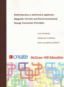 Filippodegasperi.it Elettrotecnica e elettronica applicata. Magnetic Circuits and Electromechanical Energy Conversion Principles Image