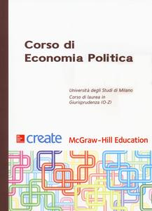 Libro Corso di economia politica