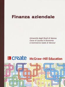Foto Cover di Finanza aziendale, Libro di  edito da McGraw-Hill Education