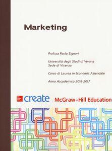 Libro Marketing Paola Signori