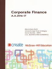 Corporate finance A. A. 2016-17