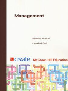 Libro Management Francesca Vicentini