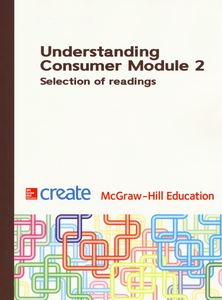 Libro Understanding consumer. Module 2. Selection of readings