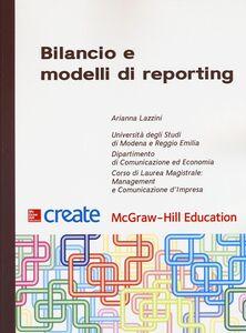 Libro Bilancio e modelli di reporting Arianna Lazzini