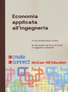 Libro Economia applicata all'ingegneria
