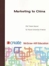 Marketing to China