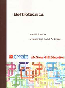 Libro Elettrotecnica Vincenzo Bonaiuto