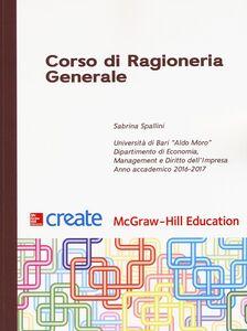 Libro Corso di ragioneria generale Sabrina Spallini