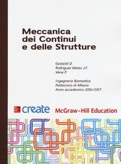 Meccanica dei continui e delle strutture