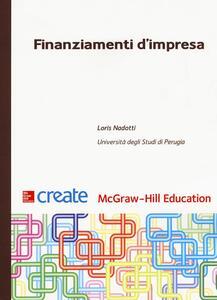 Finanziamenti d'impresa - Loris Nadotti - copertina