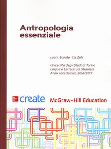 Libro Antropologia essenziale