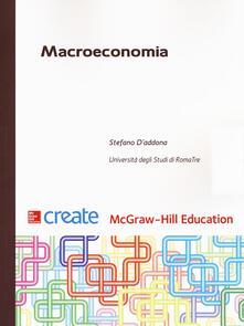 Macroeconomia - copertina