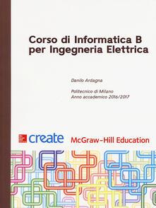 Promoartpalermo.it Corso di informatica B per ingegneria elettrica Image